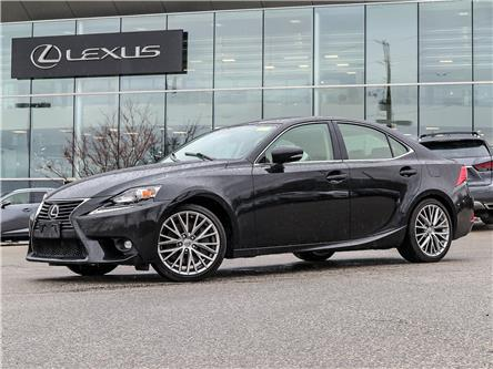 2016 Lexus IS 300 Base (Stk: 12992G) in Richmond Hill - Image 1 of 24