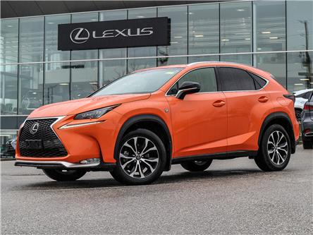 2017 Lexus NX 200t Base (Stk: 12966G) in Richmond Hill - Image 1 of 23