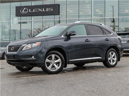 2011 Lexus RX 350 Base (Stk: 12989G) in Richmond Hill - Image 1 of 20