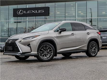 2017 Lexus RX 350  (Stk: 12960G) in Richmond Hill - Image 1 of 24