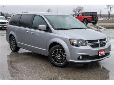 2019 Dodge Grand Caravan GT (Stk: 27301UR) in Barrie - Image 1 of 30