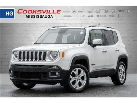 2017 Jeep Renegade Limited (Stk: 8201P) in Mississauga - Image 1 of 18