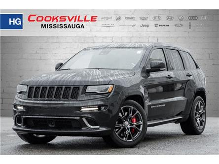 2016 Jeep Grand Cherokee SRT (Stk: 8222P) in Mississauga - Image 1 of 20