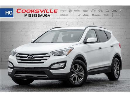 2014 Hyundai Santa Fe Sport  (Stk: H8116PT) in Mississauga - Image 1 of 17