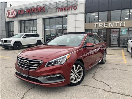 2015 Hyundai Sonata Sport (Stk: 7884A) in North York - Image 1 of 30