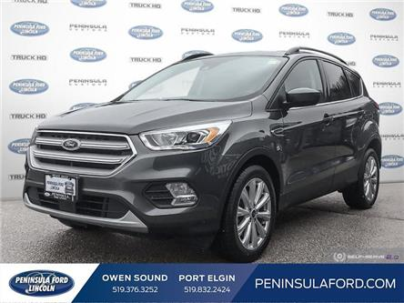 2019 Ford Escape SEL (Stk: 1985) in Owen Sound - Image 1 of 25