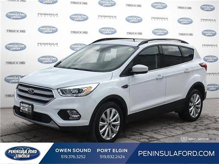 2019 Ford Escape SEL (Stk: 1986) in Owen Sound - Image 1 of 26