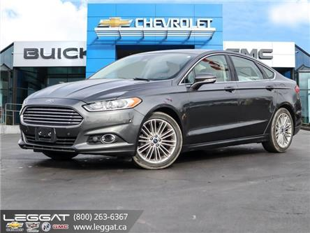 2015 Ford Fusion SE (Stk: 201002A) in Burlington - Image 1 of 28