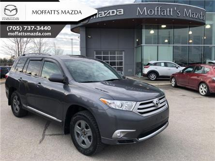 2013 Toyota Highlander V6 (Stk: 28270) in Barrie - Image 1 of 21