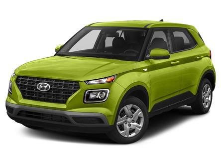 2020 Hyundai Venue Ultimate w/Grey-Lime Interior (Stk: 30060) in Scarborough - Image 1 of 8