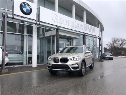 2020 BMW X3 xDrive30i (Stk: B20128) in Barrie - Image 1 of 8