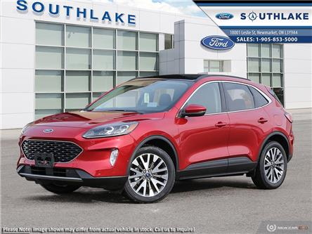 2020 Ford Escape Titanium Hybrid (Stk: 26891) in Newmarket - Image 1 of 22
