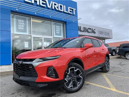 2020 Chevrolet Blazer RS (Stk: 20-115) in Parry Sound - Image 1 of 13