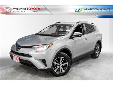 2018 Toyota RAV4 LE (Stk: P8172) in Walkerton - Image 1 of 17