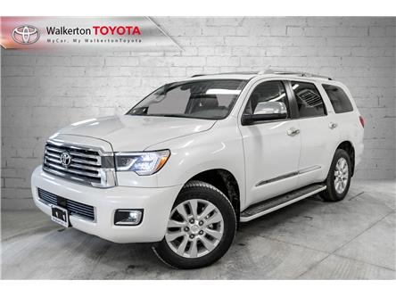 2020 Toyota Sequoia Platinum (Stk: 20184) in Walkerton - Image 1 of 10