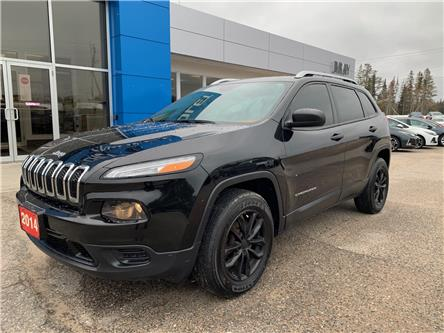 2014 Jeep Cherokee Sport (Stk: T20096A) in Sundridge - Image 1 of 11
