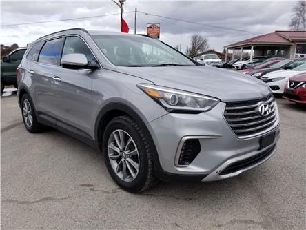 2017 Hyundai Santa Fe XL Luxury (Stk: ) in Kemptville - Image 1 of 15