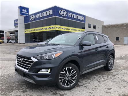 2019 Hyundai Tucson Luxury (Stk: U1062) in Clarington - Image 1 of 13
