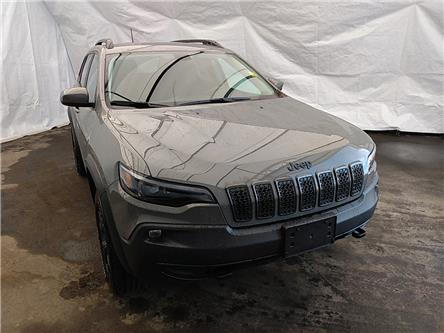 2020 Jeep Cherokee Sport (Stk: 201300) in Thunder Bay - Image 1 of 5