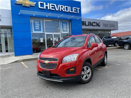 2016 Chevrolet Trax LT (Stk: 20-092A) in Parry Sound - Image 1 of 13