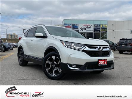 2017 Honda CR-V Touring (Stk: 2185P) in Richmond Hill - Image 1 of 26