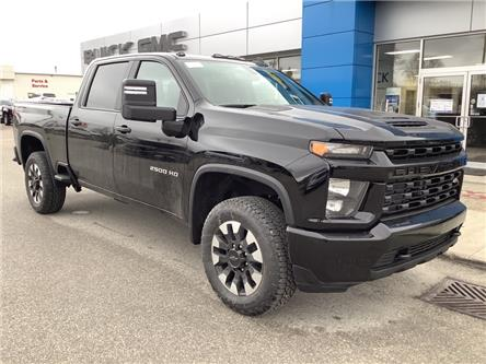 2020 Chevrolet Silverado 2500HD Custom (Stk: 20-876) in Listowel - Image 1 of 10