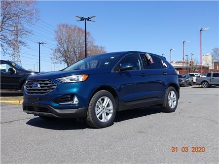 2020 Ford Edge SEL (Stk: 2003510) in Ottawa - Image 1 of 17