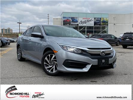 2016 Honda Civic EX (Stk: 202630P) in Richmond Hill - Image 1 of 19