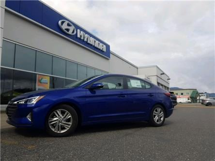 2020 Hyundai Elantra Preferred w/Sun & Safety Package (Stk: HA2-3321) in Chilliwack - Image 1 of 12