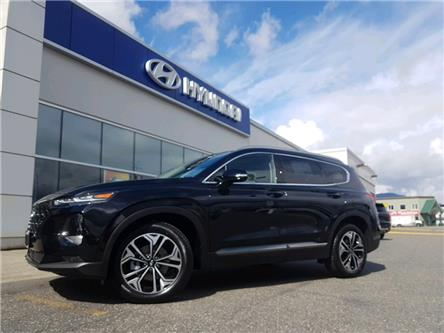 2020 Hyundai Santa Fe Ultimate 2.0 (Stk: HA7-7597) in Chilliwack - Image 1 of 12