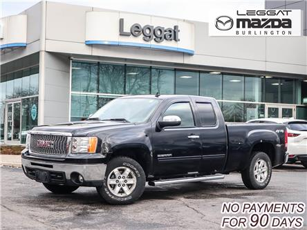 2011 GMC Sierra 1500 SLE (Stk: 191785BA) in Burlington - Image 1 of 8