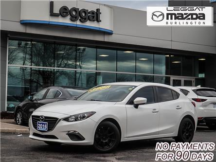 2016 Mazda Mazda3 Sport GX (Stk: 2126LT) in Burlington - Image 1 of 26