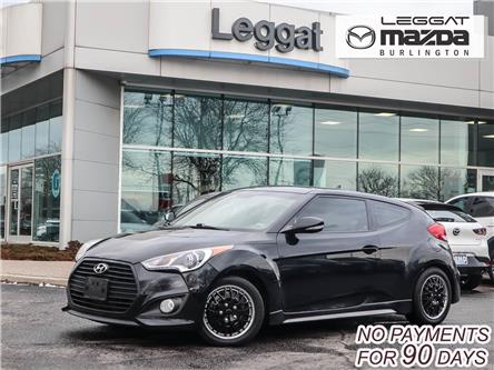 2013 Hyundai Veloster  (Stk: 2113A) in Burlington - Image 1 of 22