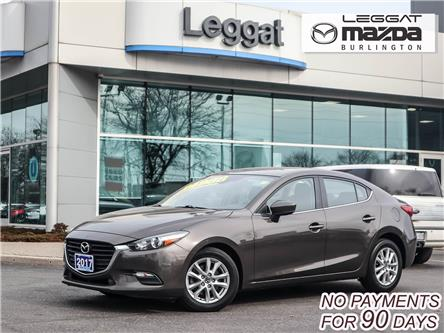 2017 Mazda Mazda3 GS (Stk: 2135) in Burlington - Image 1 of 27