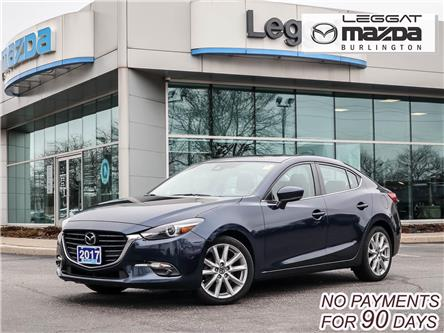 2017 Mazda Mazda3 GT (Stk: 2149) in Burlington - Image 1 of 25