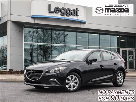 2016 Mazda Mazda3 Sport GX (Stk: 2153LT) in Burlington - Image 1 of 27