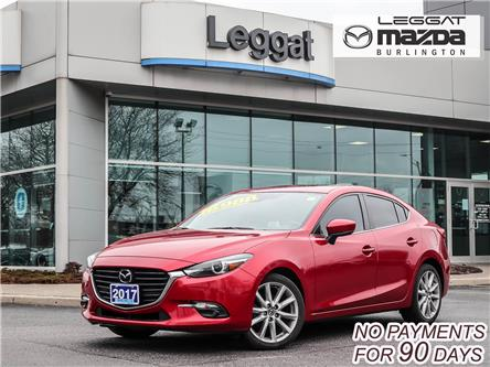 2017 Mazda Mazda3 GT (Stk: 2154LT) in Burlington - Image 1 of 28