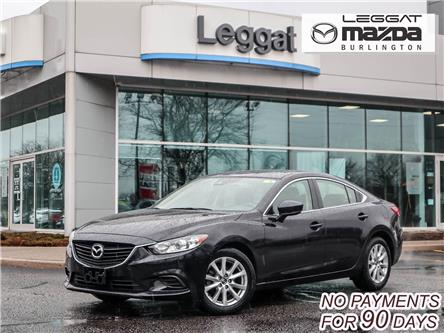 2017 Mazda MAZDA6 GS (Stk: 2162LT) in Burlington - Image 1 of 27