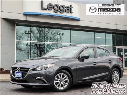 2016 Mazda Mazda3 GS (Stk: 2166) in Burlington - Image 1 of 28
