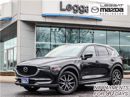 2017 Mazda CX-5 GT (Stk: 2164) in Burlington - Image 1 of 30