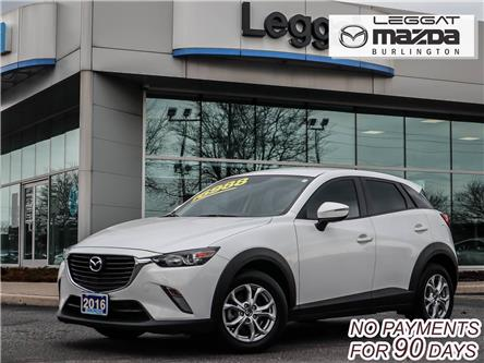 2016 Mazda CX-3  (Stk: 2171LT) in Burlington - Image 1 of 29