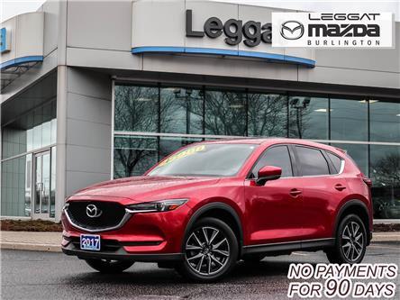 2017 Mazda CX-5 GT (Stk: 207438A) in Burlington - Image 1 of 30