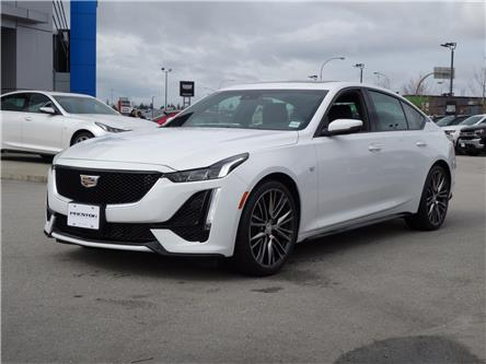 2020 Cadillac CT5 Sport (Stk: 0205480) in Langley City - Image 1 of 6
