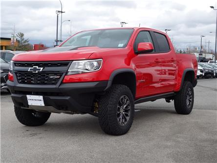 2020 Chevrolet Colorado ZR2 (Stk: 0206750) in Langley City - Image 1 of 6