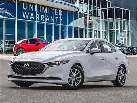 2019 Mazda Mazda3 GS (Stk: 16607) in Oakville - Image 1 of 23