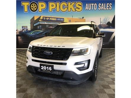 2016 Ford Explorer Sport (Stk: A08947) in NORTH BAY - Image 1 of 27