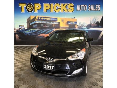 2017 Hyundai Veloster  (Stk: 304706) in NORTH BAY - Image 1 of 25