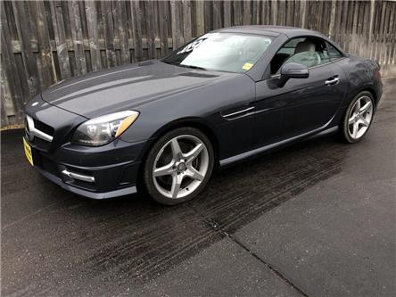 2014 Mercedes-Benz SLK-Class Base (Stk: 48411) in Burlington - Image 1 of 23
