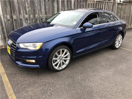 2016 Audi A3 2.0T Progressiv (Stk: 48521) in Burlington - Image 1 of 24
