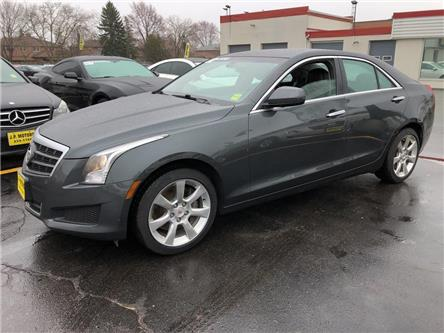 2014 Cadillac ATS 2.5L (Stk: 48644A) in Burlington - Image 1 of 23